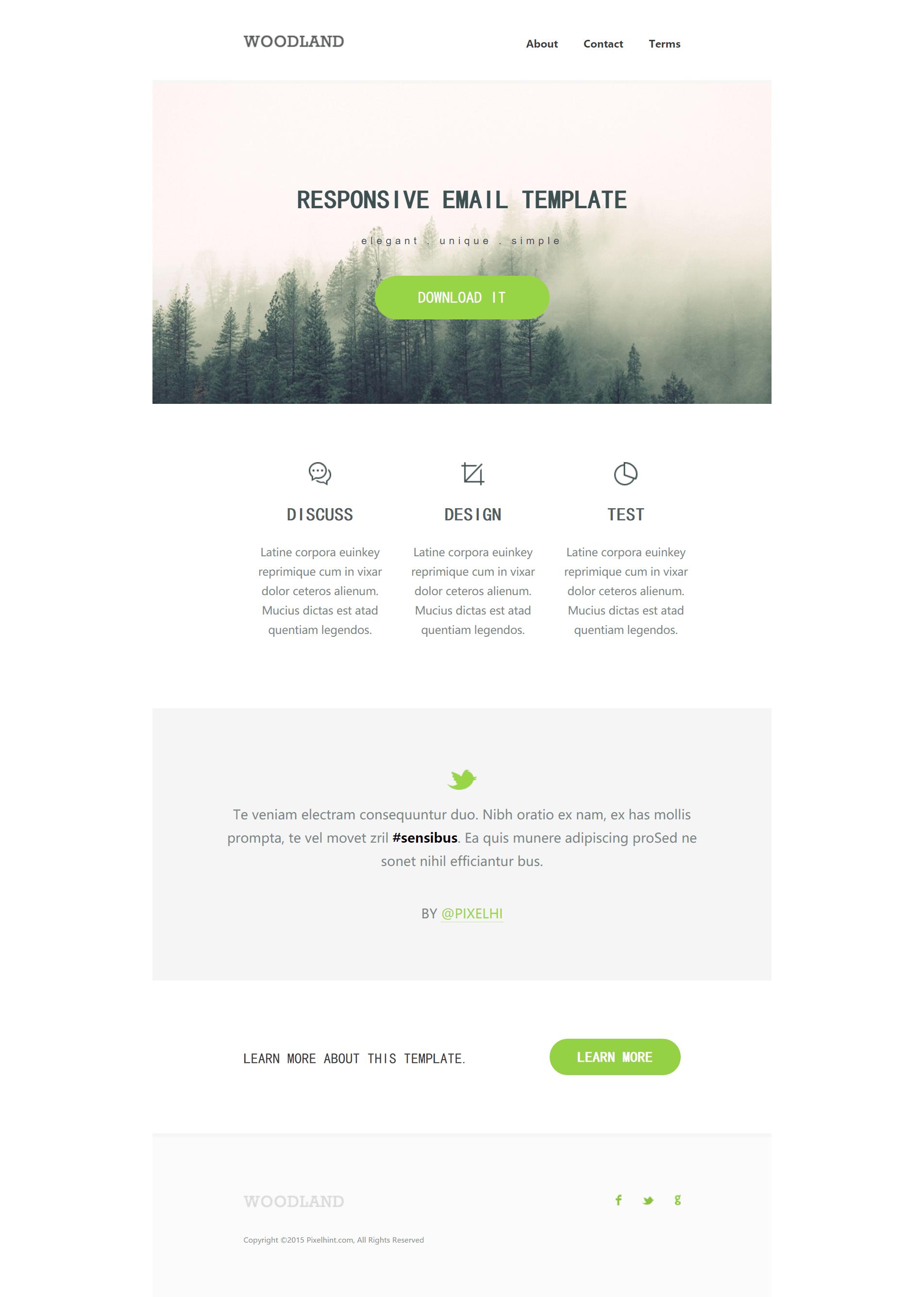 【练习】从psd到html